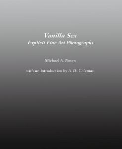 "Michael Rosen, ""Vanilla Sex"" (2007), cover."