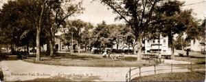 Tappen Park, Stapleton, Staten Island, ca. 1920.