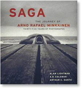 Saga monograph cover