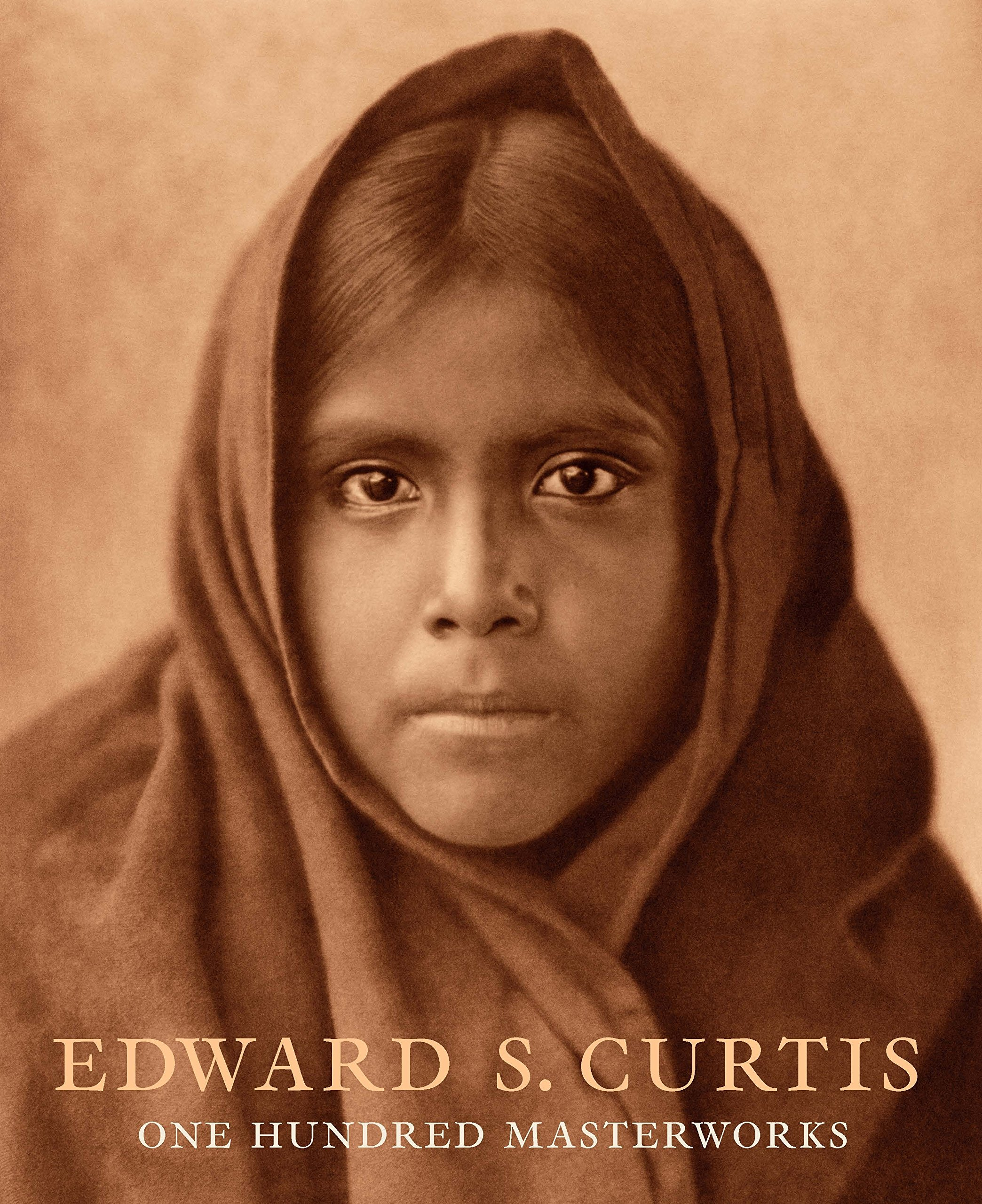 "Edward Curtis, ""100 Masterworks"" (2015), cover"
