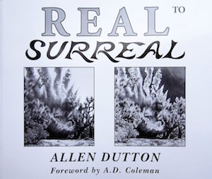 "Allen A. Dutton, ""Real to Surreal"" (2013), cover"