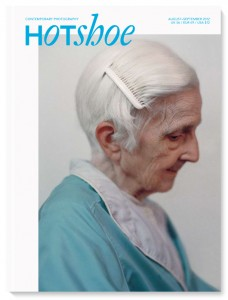 Hotshoe #179, August-September 2012, cover
