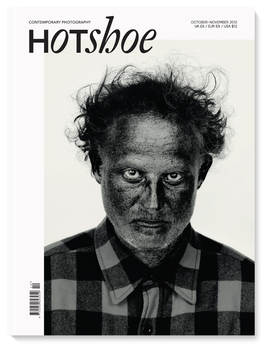 Hotshoe, October-November 2012, No. 180, cover