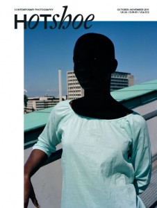 Hotshoe cover, October 2011