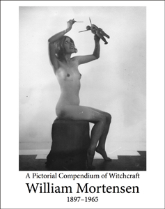 William Mortensen catalog, cover, 2014