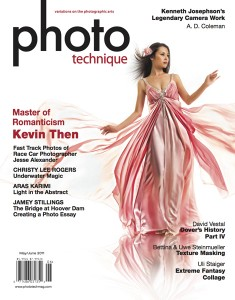 Photo Technique, May/June 2011, cover