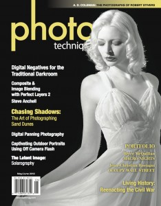 Photo Technique cover, May 2012