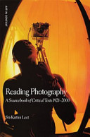 Reading Photography, Leet, 2011, cover.