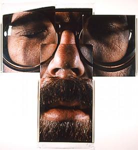 "Chuck Close, ""5 C (Self Portrait),"" 1979"