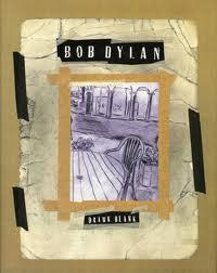"Bob Dylan, ""Drawn Blank,"" cover, 1994"