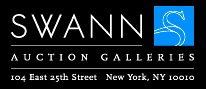 Swann Auction Galleries logo