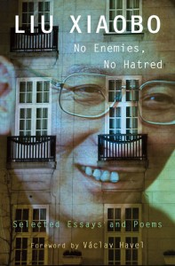 "Liu Xiaobo, ""No Enemies, No Hatred,"" 2012, cover."