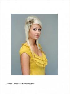 """Rineke Dijkstra: A Retrospective,"" 2012, cover"