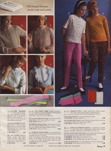 J. C. Penney catalogue, 1966, p. 99.