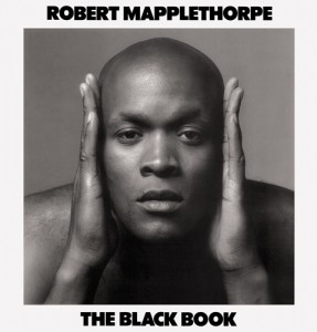 Robert Mapplethorpe, The Black Book, 2010, cover.