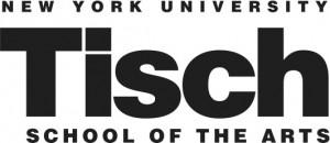 New York University, Tisch School of the Arts ogo