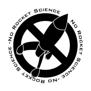 No Rocket Science logo
