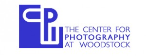 Center for Photography at Woodstock logo