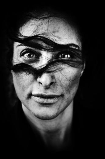 Laerke Posselt, portrait of Mellica Mehraban, 2011. Photo © copyright by Laerke Posselt.