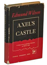 Edmund Wilson, Axel's Castle (1931), first edition.