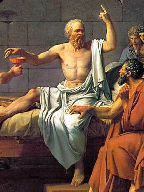 Socrates, famous European homosexual and first theorist of Republicanism.