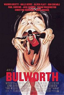 Bulworth (1998), poster