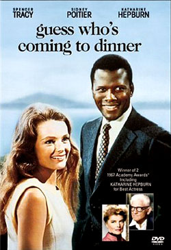 Guess Who's Coming to Dinner (1967), dvd cover