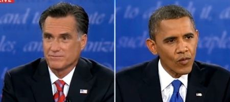 Third Presidential Debate, Lynn University, 10-22-12, screenshot.
