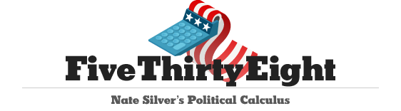Nate Silver, FiveThirtyEight logo
