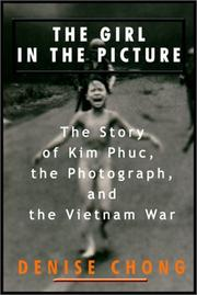 "Denise Chong, ""The Girl in the Picture"" (2000), cover."
