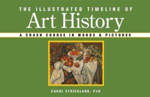 """Carol Strickland, """"Timeline of Art History"""" (2006), cover."""
