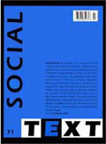 Social Text cover