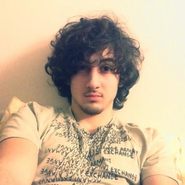 Dzhokar Tsarnaev, Twitter profile self-portrait, n.d.