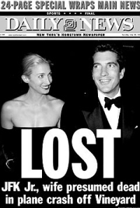 New York Daily News front page for July 18, 1999.