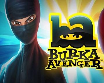 Burka Avenger logo