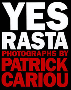 "Patrick Cariou, ""Yes Rasta"" (2000), cover."