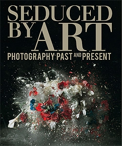 """""""Seduced by Art: Photography Past and Present"""" (2012), cover."""