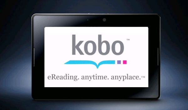 Kobo Arc10 HD tablet