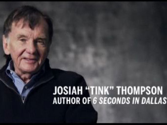"Josiah Thompson, ""November 22, 1963"" (2013), screenshot."