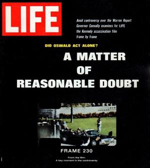 LIFE magazine, November 25, 1966, cover