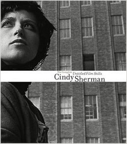 "Cindy Sherman, ""The Complete Untitled Film Stills"" (2003), cover"