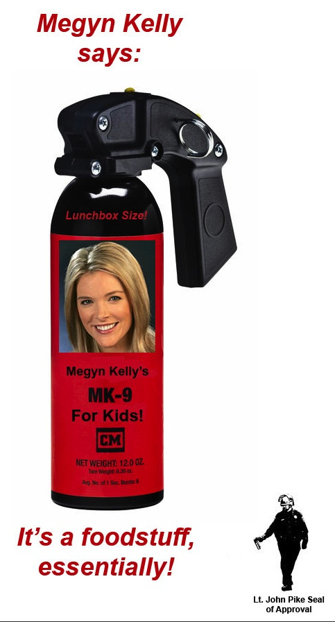 Megyn Kelly's MK-9 for Kids®