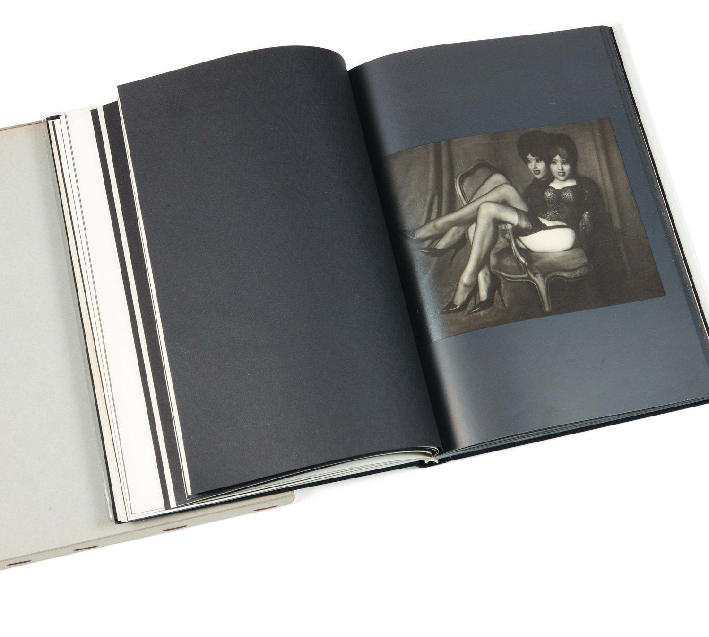 """Pierre Molinier, """"Lui-même"""" (1972), cover"""