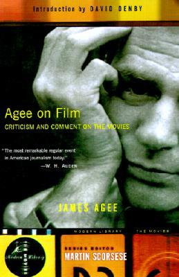 """Agee on Film,"" cover"