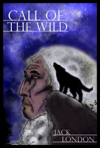 """Jack London,. """"Call of the Wild,"""" cover"""