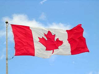 Canadian flag, Halifax, Nova Scotia, 2004, by Jared Grove. Courtesy Creative Commons.