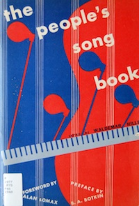 """The People's Song Book"" (1948), cover"