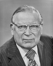 Sen. Roman Hruska (R, Nebraska)