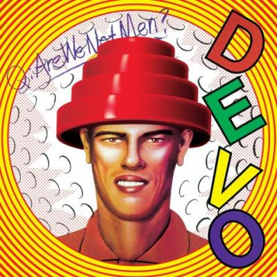 Devo, album cover, 1978