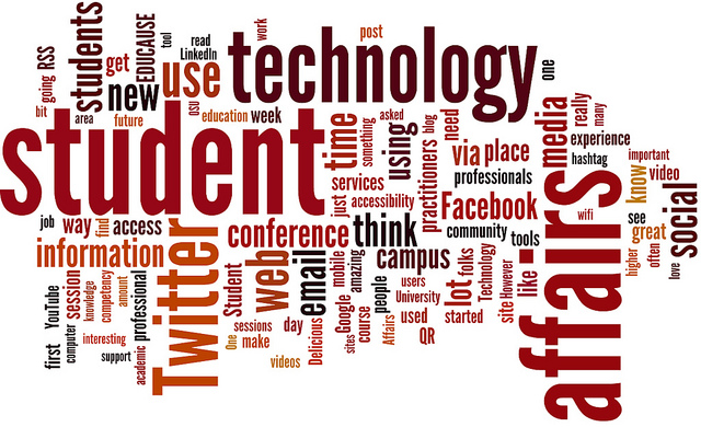 Education Word Cloud, Eric Stoller, Creative Commons